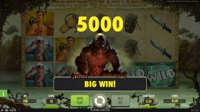 Creature From The Black Lagoon Big Win