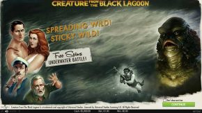 Creature From The Black Lagoon main