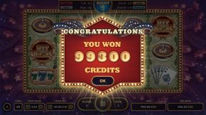 Hit in Vegas Big Win