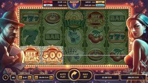 Hit In Vegas Gameplay Win