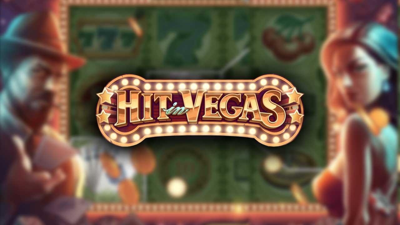 Hit in Vegas Slot Demo
