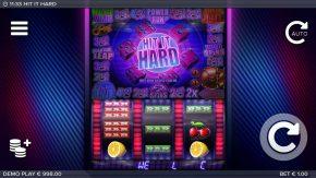 Hit it Hard bar