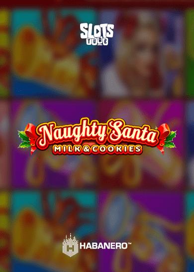 Naughty Santa: Milk & Cookies