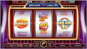 Red Hot Chili 7 red hot
