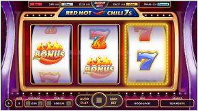 Red Hot Chili 7 rotate