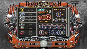 Road Cash info