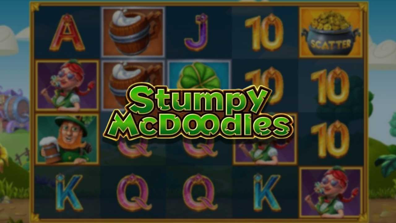 Stumpy McDoodles slot demo