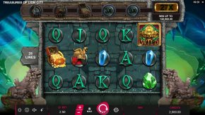 Treasures of Lion City game