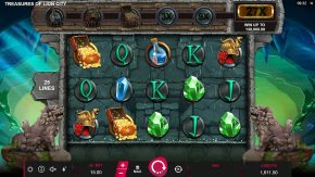 Treasures of Lion City game two