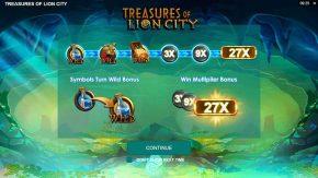 Treasures of Lion City main