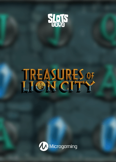 Treasures of Lion City slot free play