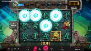 Treasures of Lion City win two