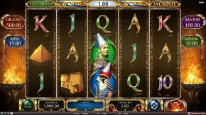 Mother of Horus game