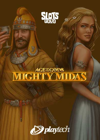Age of the Gods Mighty Midas Slot Free Play