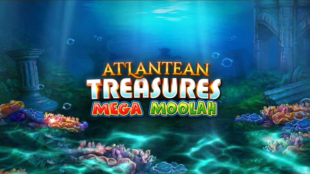 Atlantean Treasures Mega Moolah Slot Demo