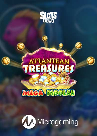 Atlantean Treasures Mega Moolah Slot Free Play
