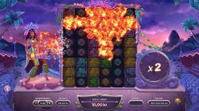 Brazil Bomba Gameplay Fire