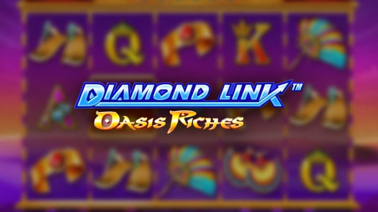 Diamond Link Oasis Riches Slot Demo