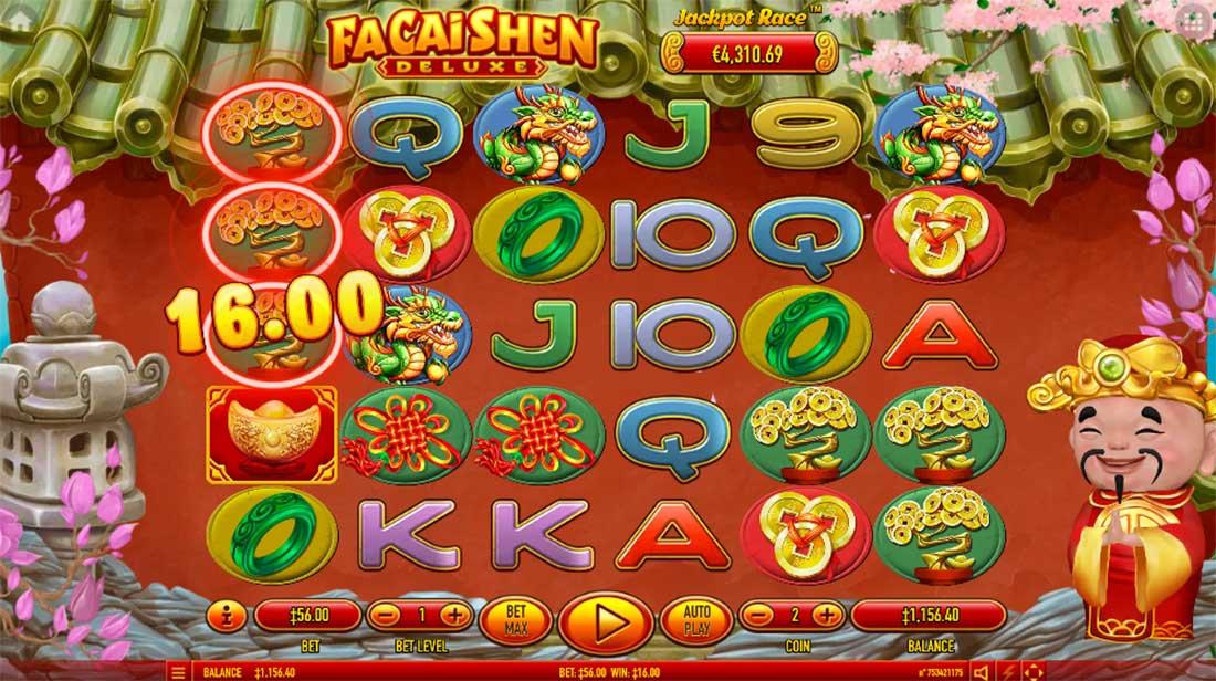 Fa Cai Shen Slot Machine Demo