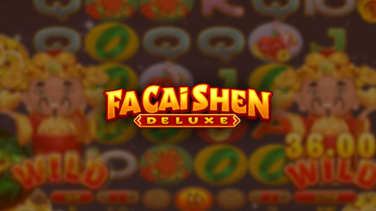 Fa Cai Shen Deluxe Slot Demo