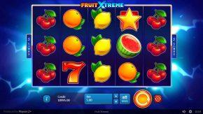 Fruit Xtreme game