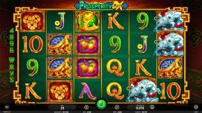Prosperity Ox Slot GameplayTwo