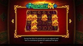 Prosperity Ox Slot Sumbol