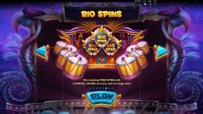 Rio Stars main Rio Spins
