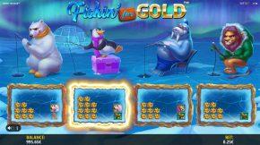 Fishin For Gold Bonus Play