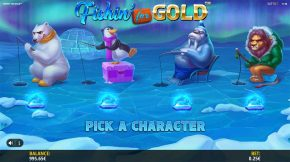 Fishin For Gold Bonus Play Two