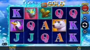 Fishin For Gold Gameplay Two