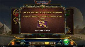 Ankh of Anubis Bonus