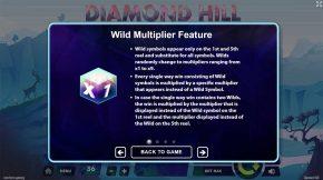 Diamond Hill Payout