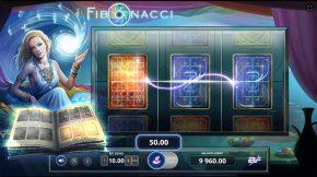 Fibonacci Slot Gameplay