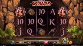 Fortunes of Ali Baba Bonus