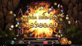 Fortunes of Ali Baba Bonus Mega Win