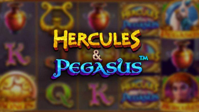 Hercules and Pegasus Slot Demo
