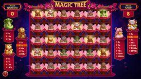 Magic Tree Bonus End