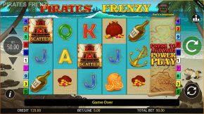 Piratez Frenzy Gameplay