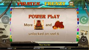 Piratez Frenzy Payout Two