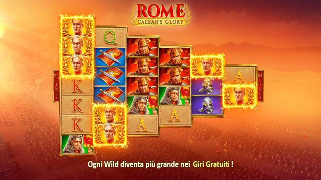 Caesars Demo Slots
