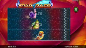 Snail Rase Bonus