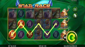 Snail Rase Gameplay