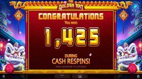 The Golden Rat Bonus End