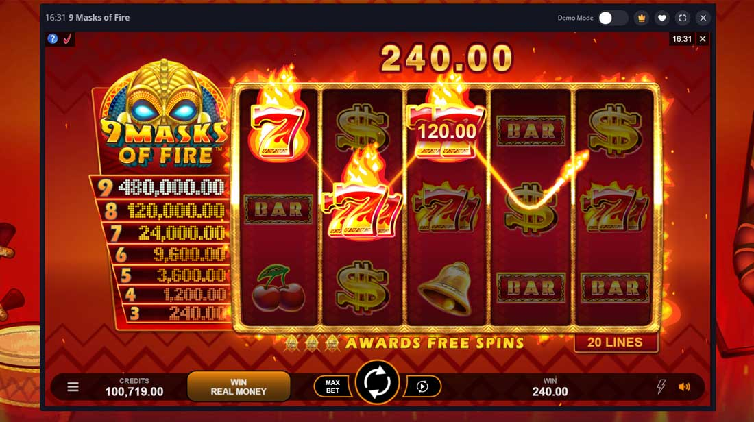 Casinoland free spins