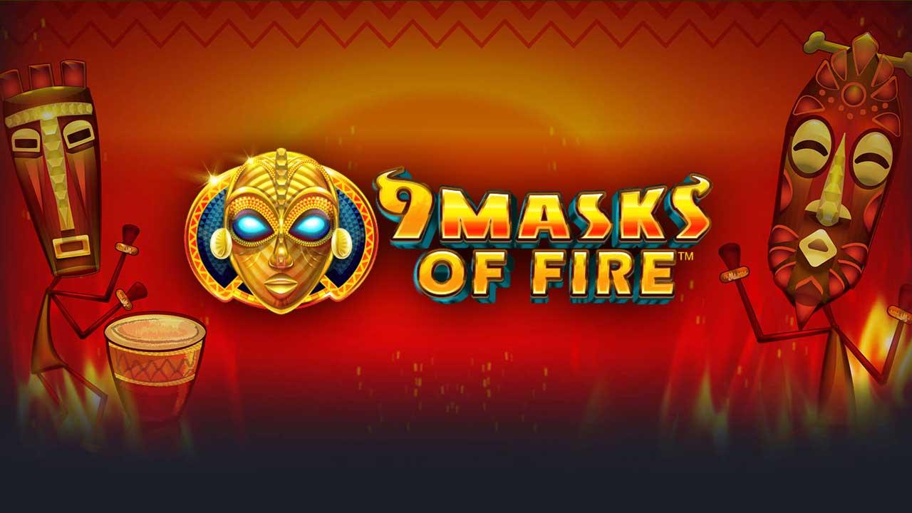 9 Masks of Fire Slot Demo