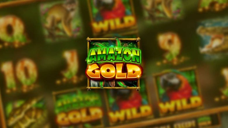 Amazon Gold Slot Demo