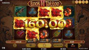 Book of Tattoo 2 Bonus