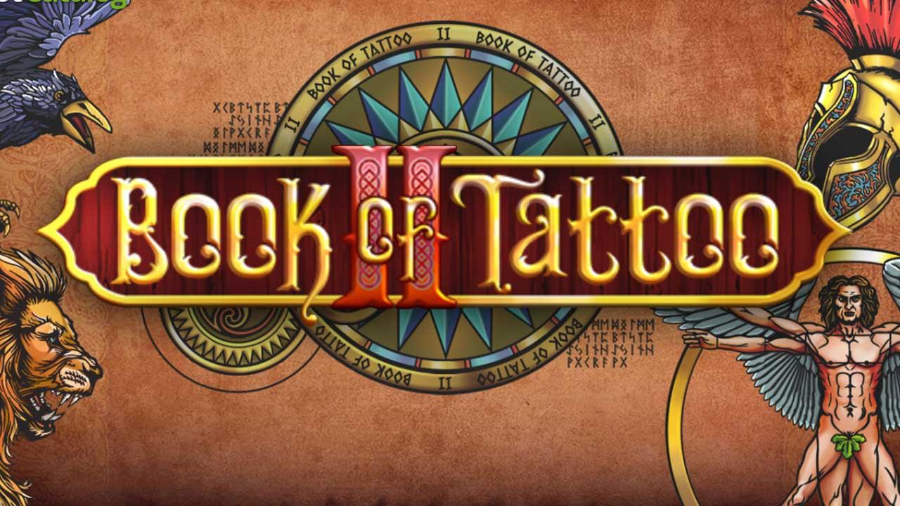 Book of Tattoo 2 Slot Demo