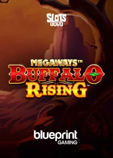 Buffalo Rising Megaways All Action Slot Free Play